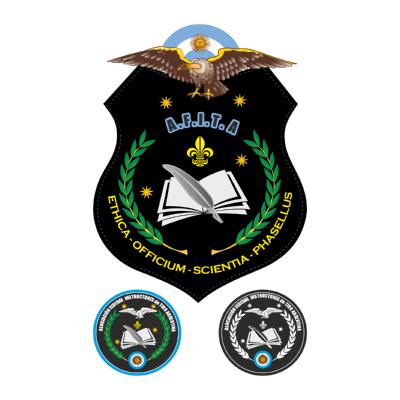 afita asociacion federal instructores de tiro ar ,Logo , icon , SVG afita asociacion federal instructores de tiro ar