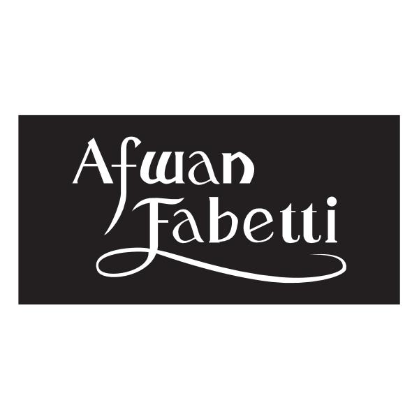Afwan Fabetti Logo ,Logo , icon , SVG Afwan Fabetti Logo