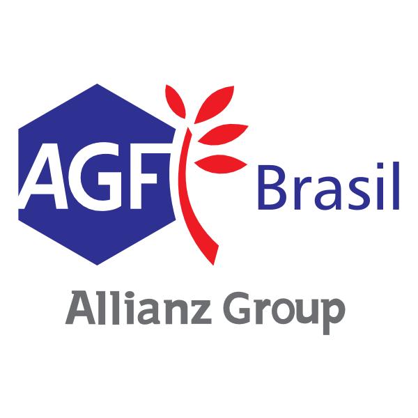 AGF Seguros Brasil Logo ,Logo , icon , SVG AGF Seguros Brasil Logo