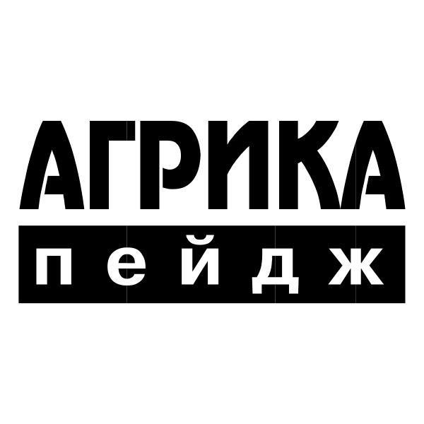 Agrika Page ,Logo , icon , SVG Agrika Page