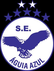 Aguia Azul de Fazenda Vilanova-RS Logo ,Logo , icon , SVG Aguia Azul de Fazenda Vilanova-RS Logo