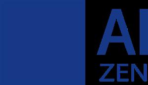 AI ZEN Logo ,Logo , icon , SVG AI ZEN Logo