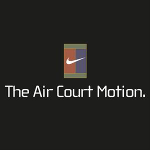 Air Court Motion Logo ,Logo , icon , SVG Air Court Motion Logo
