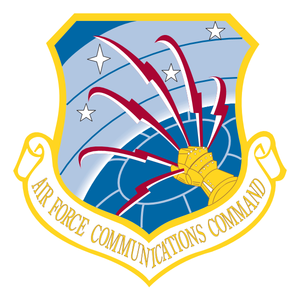 Air Force Communications Command Logo ,Logo , icon , SVG Air Force Communications Command Logo