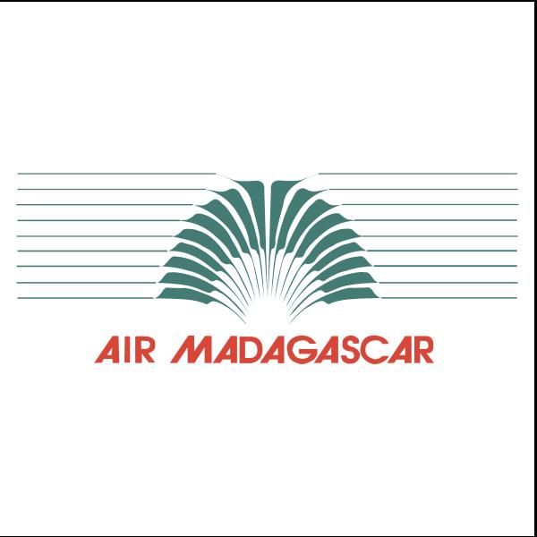 Air Madagascar Logo ,Logo , icon , SVG Air Madagascar Logo