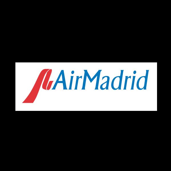 AIR MADRID Logo ,Logo , icon , SVG AIR MADRID Logo