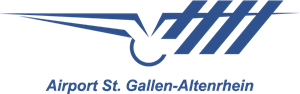 Airport St. Gallen Altenrhein Logo ,Logo , icon , SVG Airport St. Gallen Altenrhein Logo