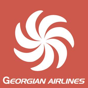 Airzena – Georgian Airways Logo ,Logo , icon , SVG Airzena – Georgian Airways Logo