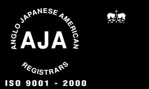 AJA ISO 9001 – 2000 Logo ,Logo , icon , SVG AJA ISO 9001 – 2000 Logo