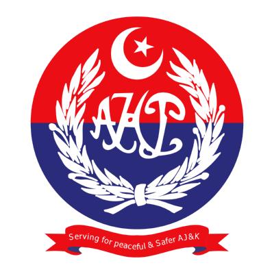 ajk police ,Logo , icon , SVG ajk police