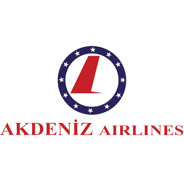 Akdeniz Airlines Logo ,Logo , icon , SVG Akdeniz Airlines Logo
