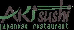 Aki Sushi Logo ,Logo , icon , SVG Aki Sushi Logo