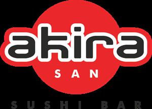 Akira San Sushi Bar Logo ,Logo , icon , SVG Akira San Sushi Bar Logo
