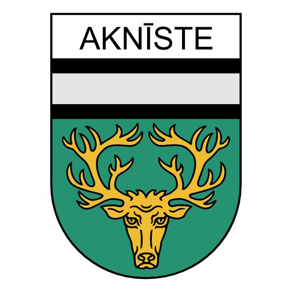 Akniste ,Logo , icon , SVG Akniste