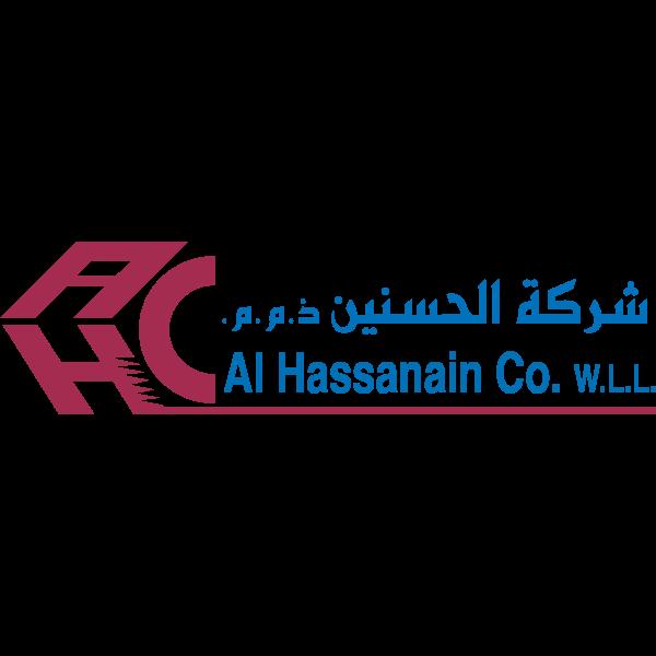 Al Hassanain Co. W.L.L. Logo ,Logo , icon , SVG Al Hassanain Co. W.L.L. Logo