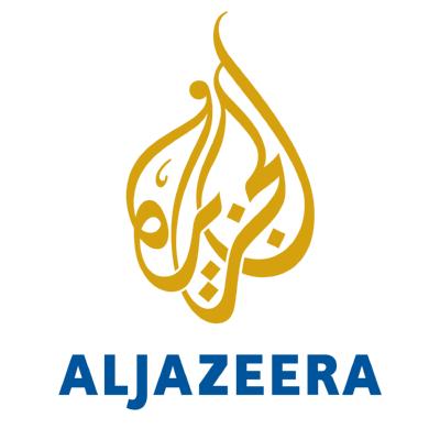 شعار قناة الجزيرة ,Logo , icon , SVG شعار قناة الجزيرة