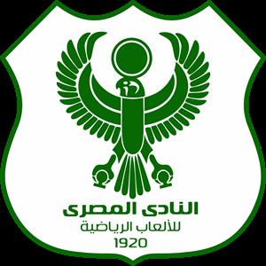 شعار النادي المصري للألعاب الرياضية ,Logo , icon , SVG شعار النادي المصري للألعاب الرياضية