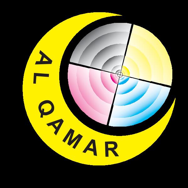 Al Qamar Printing Logo ,Logo , icon , SVG Al Qamar Printing Logo