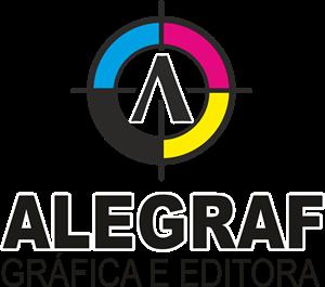 Alegraf Gráfica e Editora Logo ,Logo , icon , SVG Alegraf Gráfica e Editora Logo