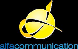Alfa Communication Logo ,Logo , icon , SVG Alfa Communication Logo