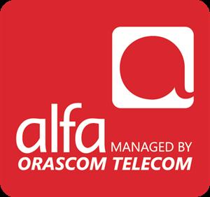 Alfa Telecom Lebanon Logo ,Logo , icon , SVG Alfa Telecom Lebanon Logo