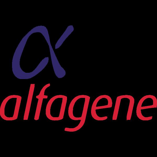 Alfagene Logo ,Logo , icon , SVG Alfagene Logo