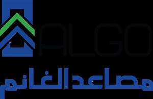 Alghanim Engineering-ALGO Elevator Logo ,Logo , icon , SVG Alghanim Engineering-ALGO Elevator Logo