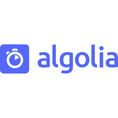 algolia ,Logo , icon , SVG algolia