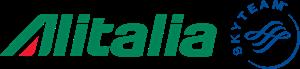 Alitalia-SkyTeam New Logo ,Logo , icon , SVG Alitalia-SkyTeam New Logo