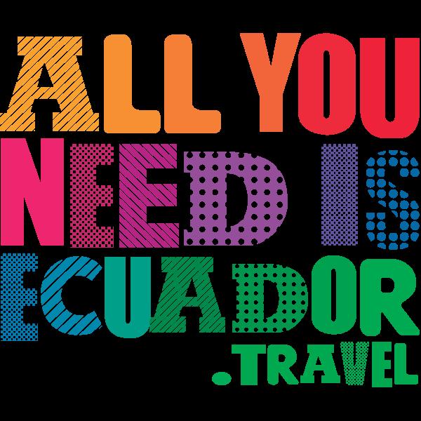 All You Need is Ecuador Logo ,Logo , icon , SVG All You Need is Ecuador Logo