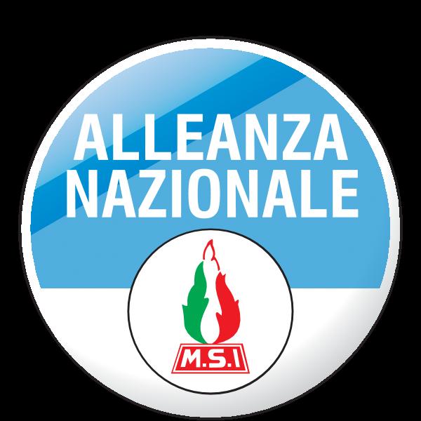 Alleanza Nazionale Logo ,Logo , icon , SVG Alleanza Nazionale Logo