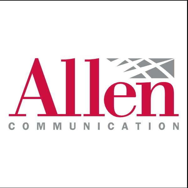 Allen Communication Logo ,Logo , icon , SVG Allen Communication Logo