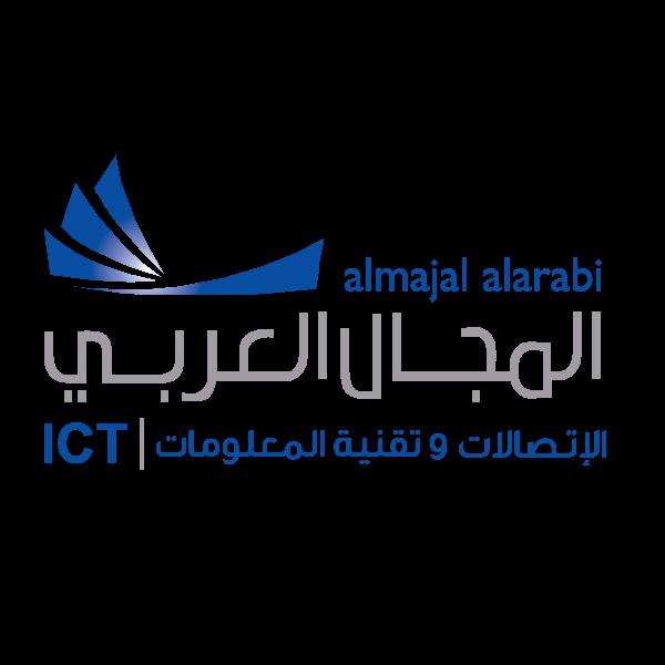 شعار المجال العربي الاتتصالات والمعلومات ,Logo , icon , SVG شعار المجال العربي الاتتصالات والمعلومات