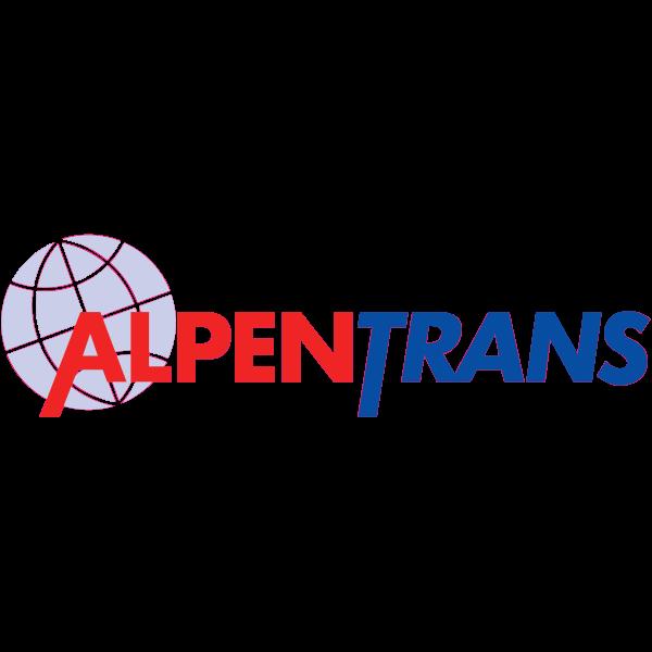 alpentrans Logo ,Logo , icon , SVG alpentrans Logo