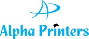 Alpha Printers Logo ,Logo , icon , SVG Alpha Printers Logo