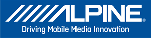 Alpine – Driving Mobile Media Innovation Logo ,Logo , icon , SVG Alpine – Driving Mobile Media Innovation Logo
