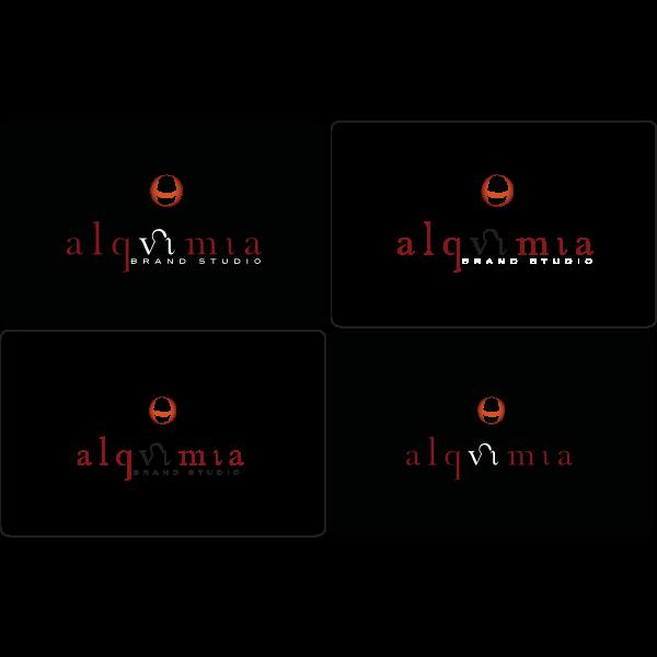 Alquimia Brand Studio Logo ,Logo , icon , SVG Alquimia Brand Studio Logo