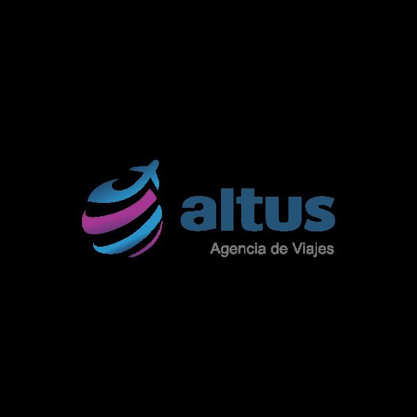 Altus Agencia de Viajes Logo ,Logo , icon , SVG Altus Agencia de Viajes Logo