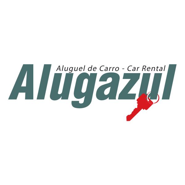 Alugazul Logo ,Logo , icon , SVG Alugazul Logo
