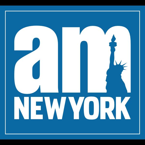 am New York (amNY) Logo ,Logo , icon , SVG am New York (amNY) Logo