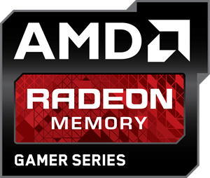 AMD Radeon Memory Gamer Series Logo ,Logo , icon , SVG AMD Radeon Memory Gamer Series Logo