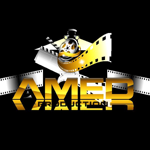 Amed Production Logo ,Logo , icon , SVG Amed Production Logo