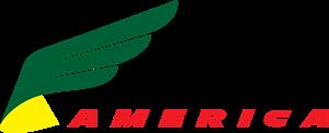 America Burger Logo