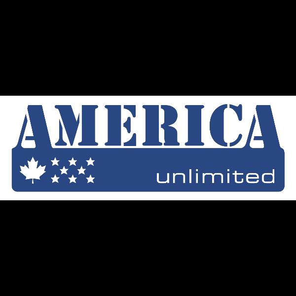 AMERICA UNLIMITED GmbH Logo ,Logo , icon , SVG AMERICA UNLIMITED GmbH Logo