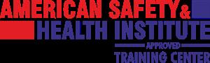 AMERICAN SAFETY & HEALTH INSTITUTE Logo ,Logo , icon , SVG AMERICAN SAFETY & HEALTH INSTITUTE Logo