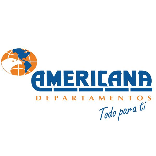 Americana Departamentos Logo ,Logo , icon , SVG Americana Departamentos Logo