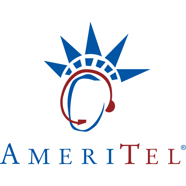 Ameritel Logo ,Logo , icon , SVG Ameritel Logo
