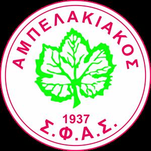 Ampelakiakos Salaminas FAS Logo ,Logo , icon , SVG Ampelakiakos Salaminas FAS Logo