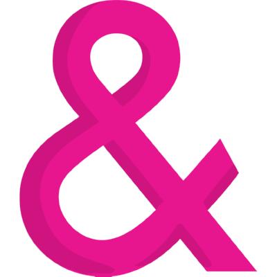 ampersand ,Logo , icon , SVG ampersand