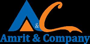 AMRIT & COMPANY Logo ,Logo , icon , SVG AMRIT & COMPANY Logo